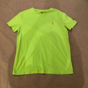 New!! Never Worn Lime Green Polo!
